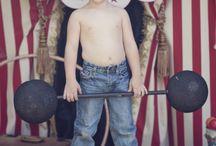 Photo - Kids Circus Theme
