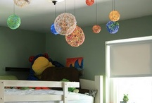 girls new room / by Elaine Vots