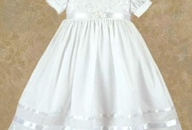 Christening/communion gowns