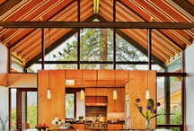 Little House in the Big Woods..Cabin Inspiration / by nanne cutler