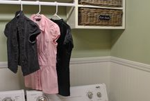 Laundry and Laundry Room