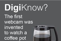 Omega DigiKnow? / Fun facts and figures about the visual communications industry.
