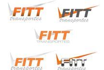 Fitt Transportes / Criação e desenvolvimento estratégico de identidade visual e site.