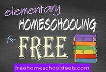Elementary Homeschool - HSBA / Resources and reviews related to #homeschooling the elementary years, K-6.