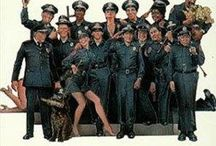 Police Academy / Police Academy is a series of American comedy films, the first six of which were made in the 1980's.