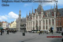 Belgium: Most Peaceful Country Around The Globe