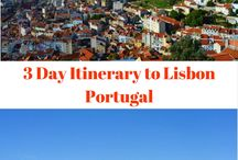 Portugal - Places to go & things to do