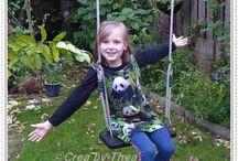 Kinder kleding (zelfgemaakt)