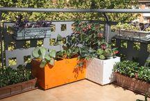 Terra Basic / Jardinera modular Terra Basic