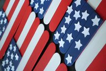 Crafts with the Kids - Patriotic / by Laurie A