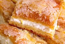 Lemon Cakes/Bars
