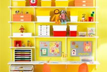 kid's desks / by li li picked