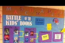 Library program & display ideas / by Michelle Ross