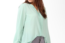 Cute Tops / Stylish, Chic and Comfy / by Franza Constancia