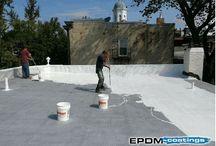 EPDM ROOFS / EPDM rubber (ethylene propylene diene monomer)
