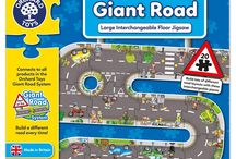 Giant Road System Jigsaws