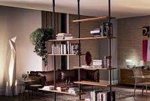 Libreria soffitto pavimento