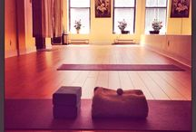 At the Studio / At Your-Movement Wellness in Midtown Manhattan