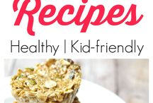 Healthy Recipe Round-Ups / Find the healthy recipes you're looking for, all in one place. Each pin will give you a variety of options to help you find the recipe that will be the biggest hit for your family - picky eaters included!