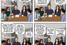 Social Media Haha! / Social Media has changed the way we live. It can be intense, confusing, gratifying and of course Hilarious! Check out some Social Media Humour.