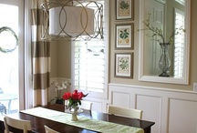 Dinning Room Ideas / by Beth Hunt