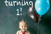 Masons First birthday!! (Ideas) / by Marcy MacCorgarry
