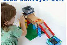 Lego bricolage