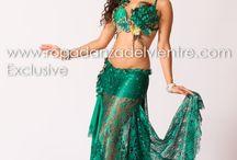 Trajes belly dance
