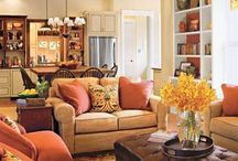 Warming up your living area for winter!