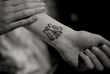 Tattoos I want / by Esther Callahan