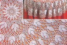 obrus szydełkowy