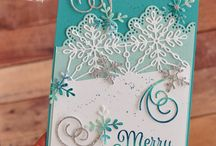 Snowflake Sentiments Stampin' Up!