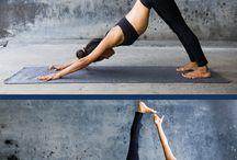 Yoga / Übungen und Inspirationen