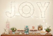 holiday inspiration board