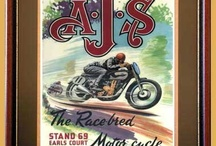 AJS poster