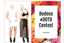 Bodeoo #OOTD Contest / Enter our first ever Pintrest contest for the chance to win a  $50 Bodeoo giftcard! Simply upload your favorite outfit of yourself on this board with #OOTD and #Bodeoogirl in the description; as well as like us on Facebook and follow us on IG and vuela you're done. Yep it's that simple! Bodeoo girls will decide whose outfit is #bodeooapproved and decide on the winner. The contest will be run until September 3rd and the winner will be announced via Facebook on the 5th. Good Luck! Bodeoo ♥