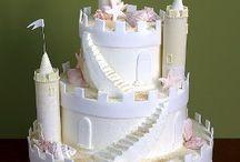 Torte A Forma Di Castello