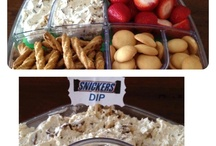 Party-entertaining food ideas / by Kassey Butler