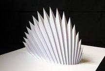 b skulpturen / papier