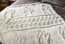 Tree of life - knit