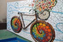 Mosaics - miscellaneous