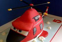 helikopter torta