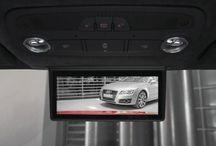 Audi: oglinda retrovizoare digitala