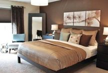 Bedroom ideas / by Stephanie Straub