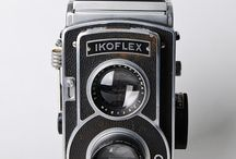 Collectible Cameras  / Beautiful collectible cameras I want.