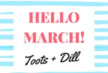 Toots + Dill - My Blog