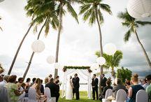 Fiji wedding Sheraton Resort