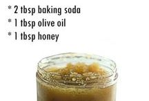 skin care with honey