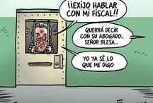 Política / Humor sobre la política española actual... Una redundancia, vamos.
