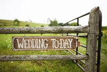 Little Wedding on the Prairie... / Prairie Weddings...Romantic and Chic Bringing Comfort and Style to your Wedding Day...Come check out our Vintage Rentals & Event Styling on Instagram @touchedbytime